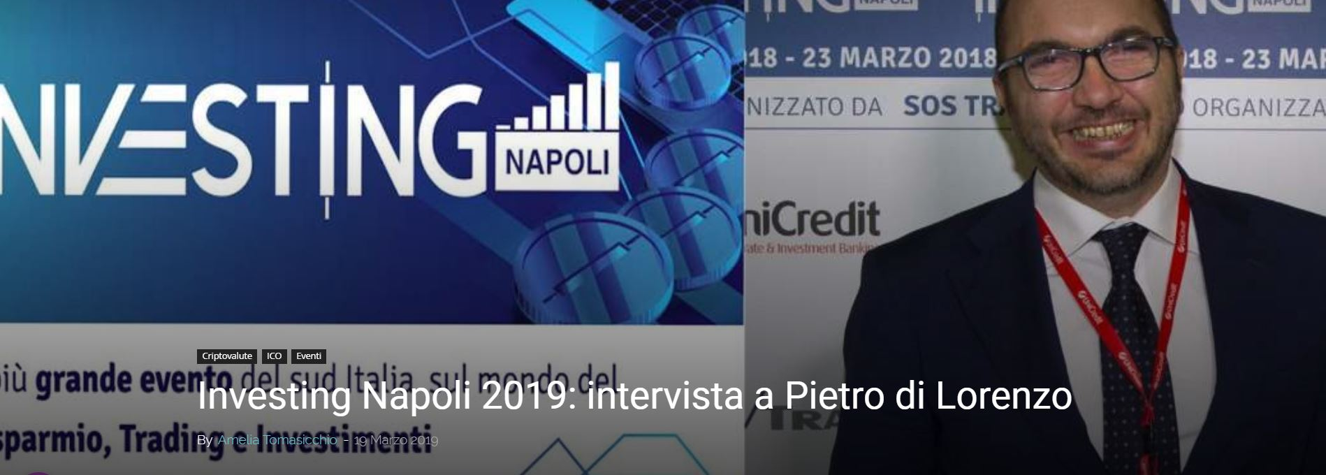 Bitcoin a Napoli