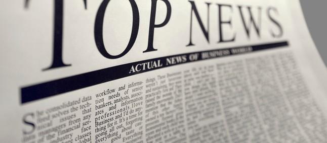 Top news finanziarie