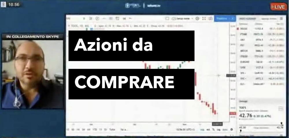 azioni italia