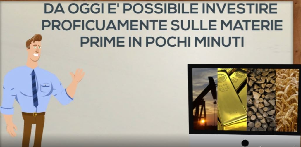 COME INIZIARE A INVESTIRE IN COMMODITIES