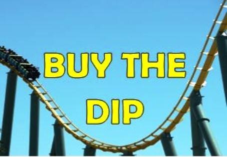 Buy the Dip resta lo sport preferito (in assenza del Calcio)