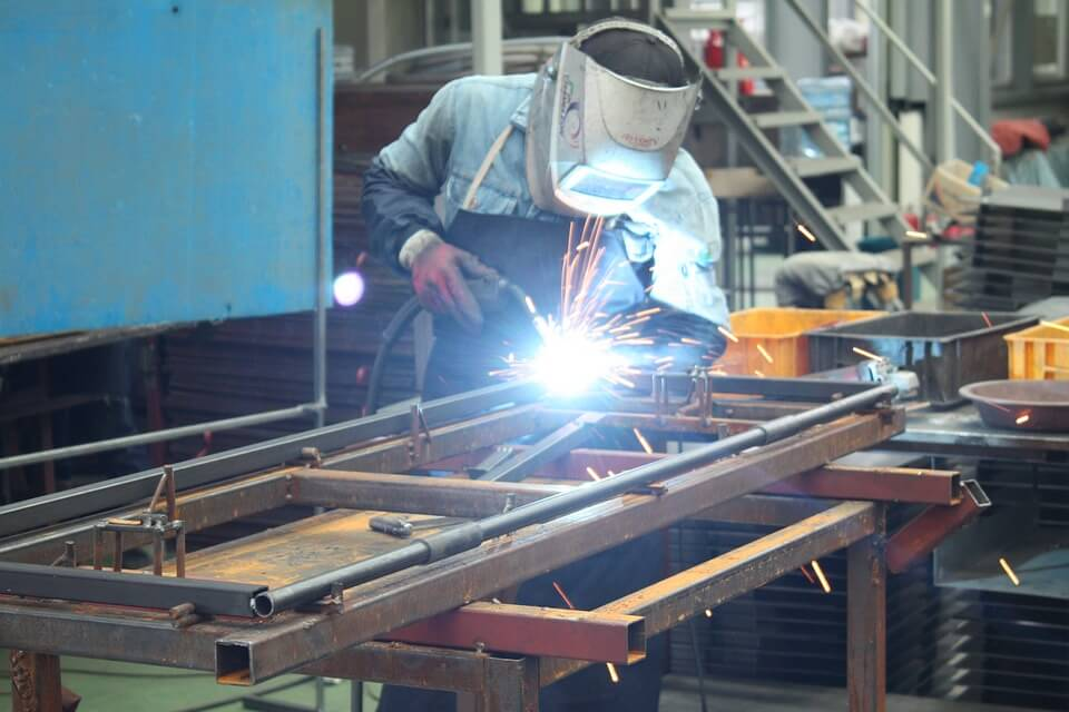 Italia: produzione industriale