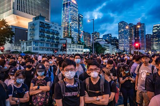Hong Kong e Cina