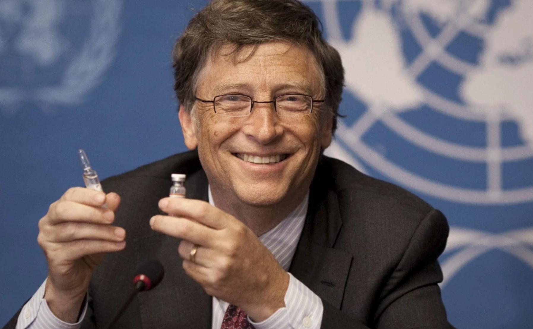 Bill Gates investe un milione