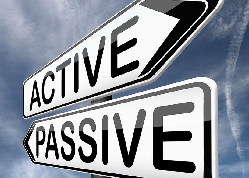 Gestione attiva e passiva