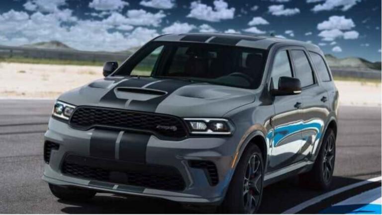 FCA svela Dodge Durango Hellcat