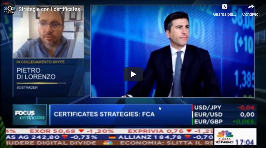 Strategie con i certificates