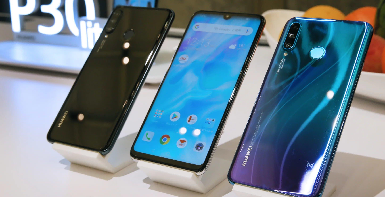 Produttori smartphone: Huawei
