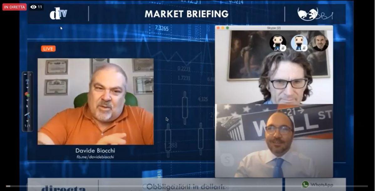 è scattata la ricopertura degli SHORT sulle azioni Italia?