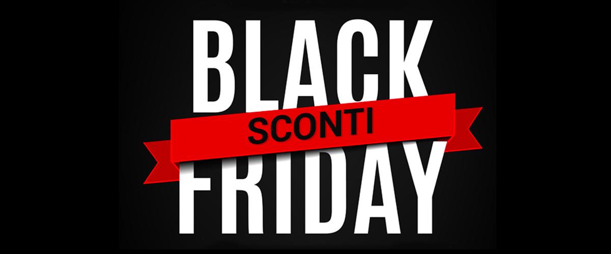 Tutti i titoli che potranno beneficiare del Black Friday