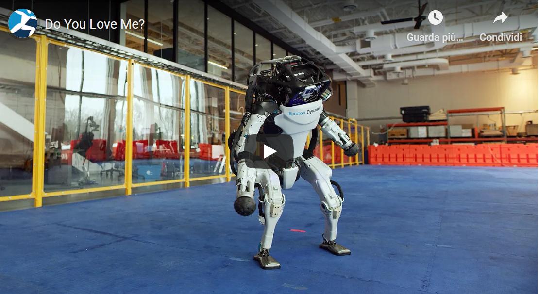 È incredibile cosa riescono a fare i robot Boston Dynamics