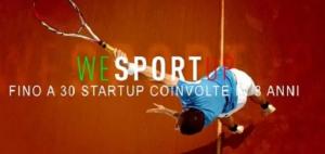 Cdp Venture capital entra con 1,2 milioni in WeSportUp