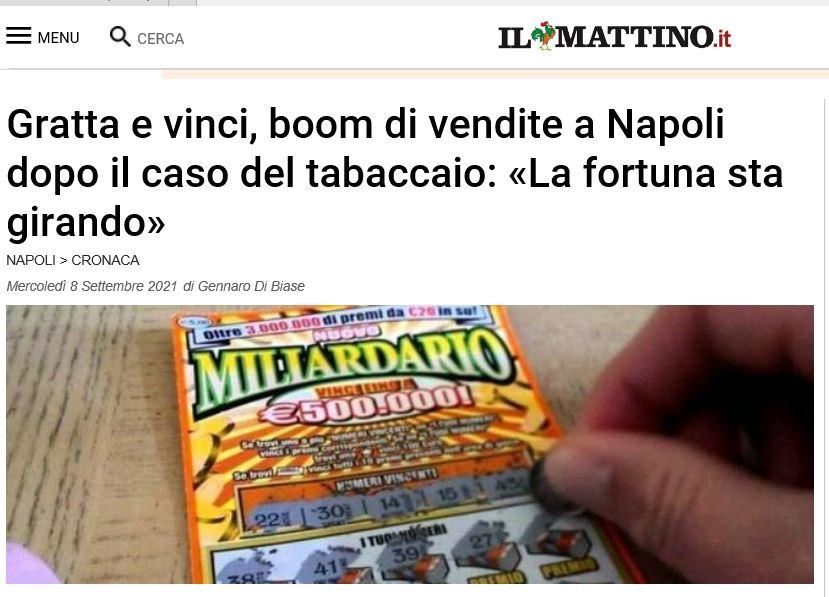 Il Gratta e Vinci è l'unico modo per diventare milionario?